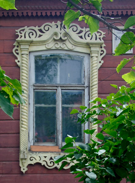 Dacha white with brown