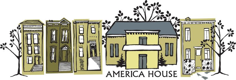 Am House Facebook banner. vectorai