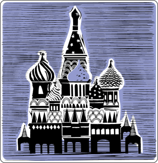 Moscow st basils illo