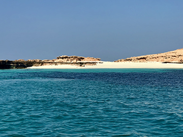 Daymaniyat islands